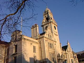 Surrey County Council's County Hall