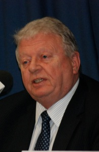 John Furey, Surrey County Council's Cabinet Member for Transport and Environment.