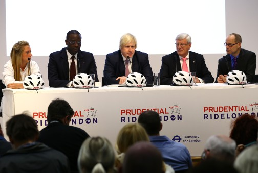 Prudential RideLondon Announcement