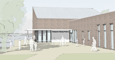 Pupil places plan unveiled as council gives sneak preview of new school