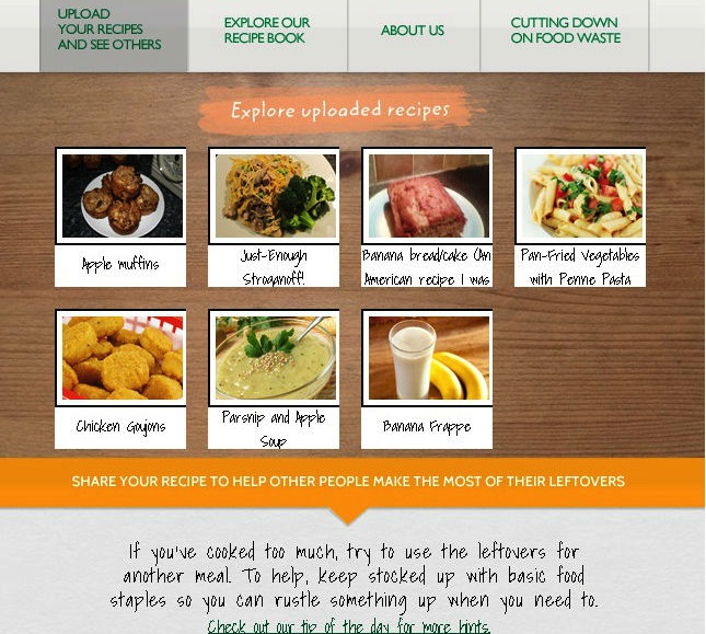 Share your recipes for leftovers on love food surreys new facebook share your recipes for leftovers on love food surreys new facebook app surrey news forumfinder Gallery