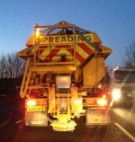 Gritters head out inSurrey