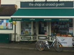 The Shop received £50,000 to extend and do repairs