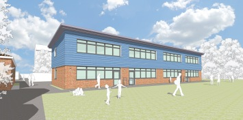 Another view of the planned new St Alban's Primary