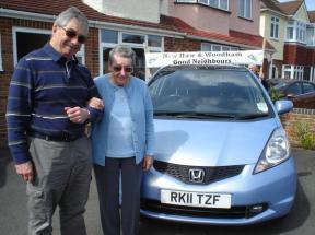 Surrey community action drivers