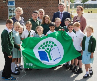 Green flag school