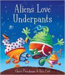 6. Aliens Love Underpants