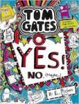 9. Tom Gates: Yes, No, Maybe