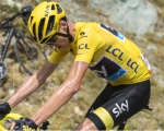 Tour de France winner Chris Froome to ride on Surrey's roads