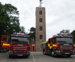 VIDEO AND PICTURES: Sneak peek of newly refurbished fire station
