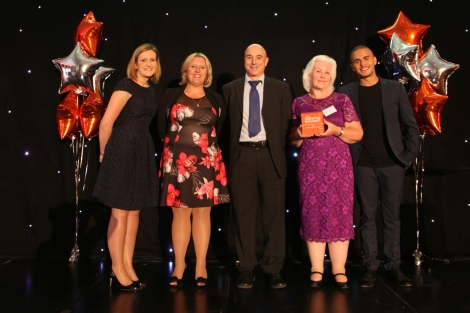 Surrey County Council wins Fostering Friendly Employer of the YearAward