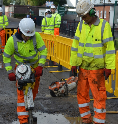 VIDEO: Young people urged to apply for highways roles after impressing on trial scheme