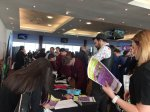 IN PICTURES: Young people descend on Surrey careersfair