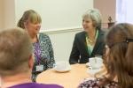Prime Minister visits cafe offering mental healthsupport