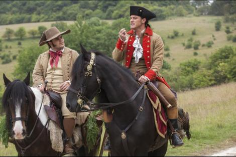 VIDEO: Beauty and the Beast helping county council generate £370,000 fromfilming