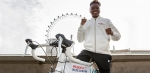 Nicola Adams inspires young riders to take up 46-mile challenge