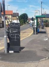Laleham Road, Shepperton, before