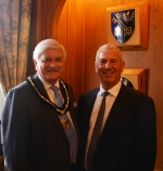 VIDEO: New chairman and vice-chairmanelected