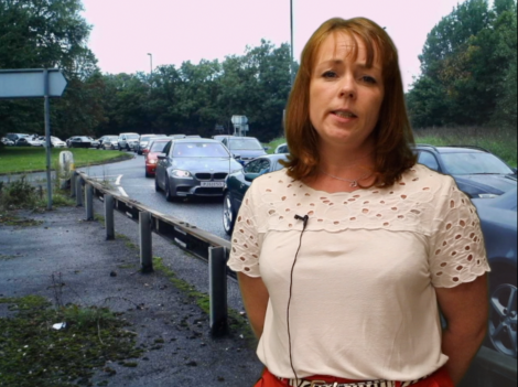 VIDEO: All the latest major news about Surrey's roads with Tina Thorburn