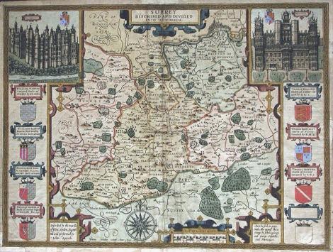 Surrey history treasure trove achieves nationalaccreditation