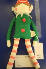 Christmas elf toy fails safety tests