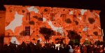 VIDEO AND PICTURES: Display of falling poppies lights up CountyHall