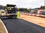 IN PICTURES: Update on progress of Runnymede roundabout scheme to reduce congestion