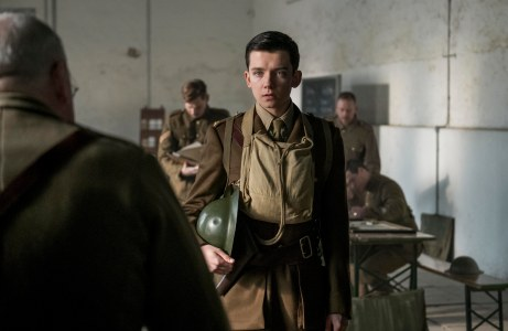 Asa Butterfield plays Lt Raleigh in the new Journey's End film