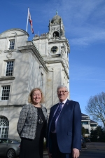 New chief executive starts at Surrey County Council