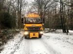 Gritters ready as snow forecast for the weekend