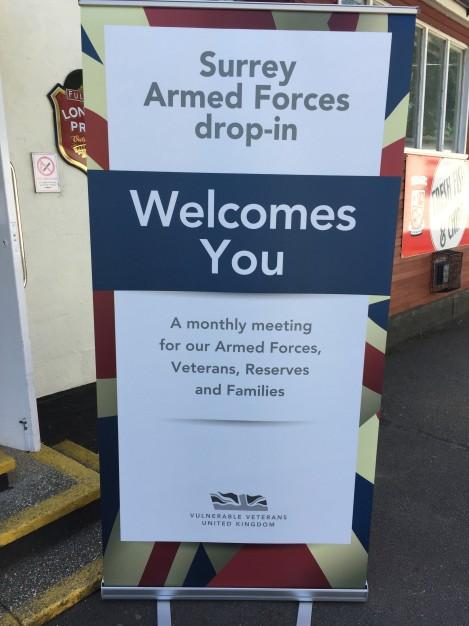 Funding boost for veteran drop-incentres
