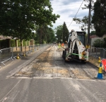 VIDEO: Tina Thorburn's round-up of work taking place on Surrey'sroads
