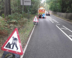 VIDEO: Round up of the work taking place on Surrey's roads with Tina Thorburn
