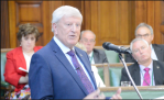 VIDEO: Leader sets out challenges and opportunities for county council