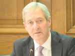 VIDEO: New leader pays tribute to Surrey's Christmasworkers