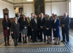 VIDEO: Meet the new members of leader Tim Oliver's Cabinet team