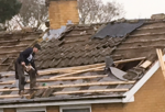Roofer jailed for conning elderly couple with £7,200 repairs bill after failing to usescaffolding