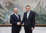 Chairman meets with Chinese ambassador to discuss future investment inSurrey