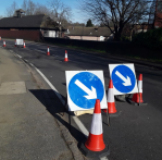 Round-up of work taking place on Surrey's roads with TinaThornburn