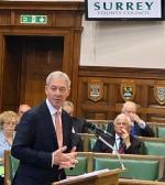 VIDEO: Surrey leader indicates review of rural car park chargingpossible