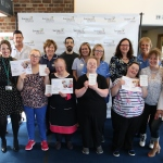 Partnership project wins award for supporting women with learning disabilities to attend breast cancer screening