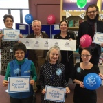 Oxted recognised for being dementia friendly