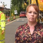 Tina Thorburn's latest roadworks update