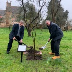 Surrey MPs support ambitious tree planting initiative to combat climatechange