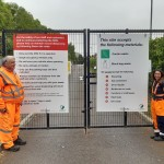 Residents thanked for support over reopening of recycling centres