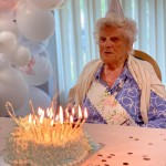 Surrey's oldest resident Ethel, celebrates 111th birthday