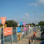 Surrey CC trials booking system at EpsomCRC