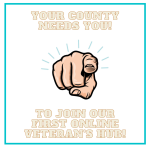 Your county needs you to join Surrey County Council's online Veteran'sHub