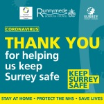 'Thank you' – surge testing operation complete in Egham andThorpe