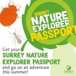 Surrey County Council launches The Surrey Nature Explorer Passport forchildren